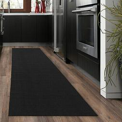 Ottomanson Ottohome Collection Solid Design Hallway Kitchen