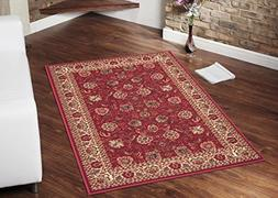 Ottomanson Ottohome Collection Persian Style Rug Oriental Ru