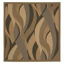 Couristan Recife Seagrass Indoor/Outdoor Area Rug - Natural/