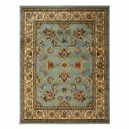 Ottomanson Royal RYL1096 Oriental Area Rug, Blue