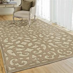 RUGS AREA RUGS 8x10 OUTDOOR RUGS INDOOR OUTDOOR CARPET BEIGE