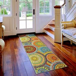 RUNNER RUGS CARPET RUNNERS AREA RUG OUTDOOR CARPET COLORFUL