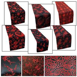 Table/Bed Runner*Chinese Rayon Brocade Dinning Coffee Cloth