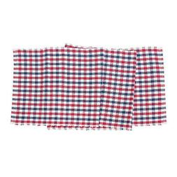 - Picnic Plaid Table Runner. C & F Home