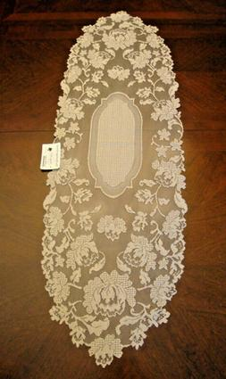 Vintage Style Heritage Lace Runner 15 x 45 Windsor Antique N